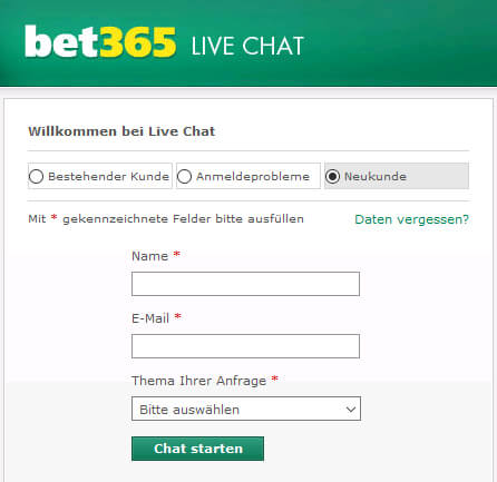 Bet365 live chat bovada bet - 750135