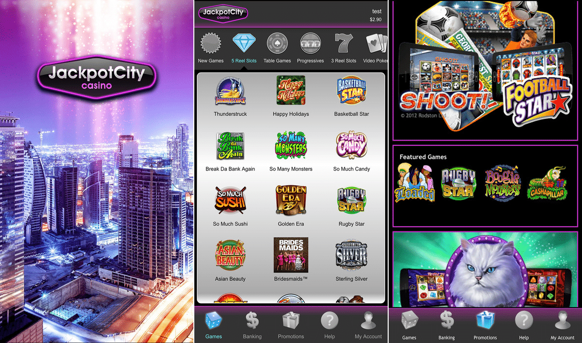 Cassino roleta shot jackpot city - 393388