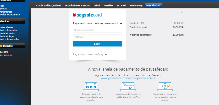 Playbonds video m paysafecard - 480055
