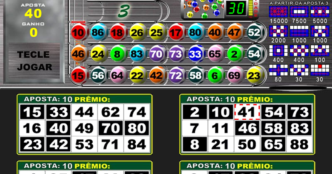 Apostas online casino video bingo playbonds - 543772