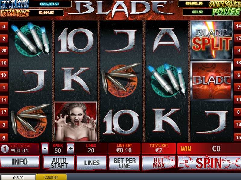 Casinos stakelogic blade casino Brasil - 575064