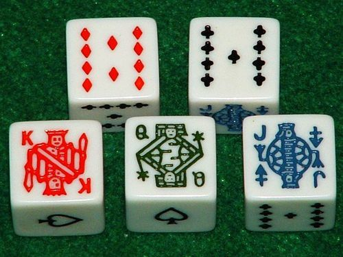 Poker dice video de - 246228