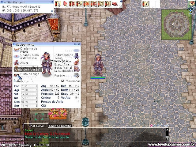Ragnarok level u desafio progressivo - 991070