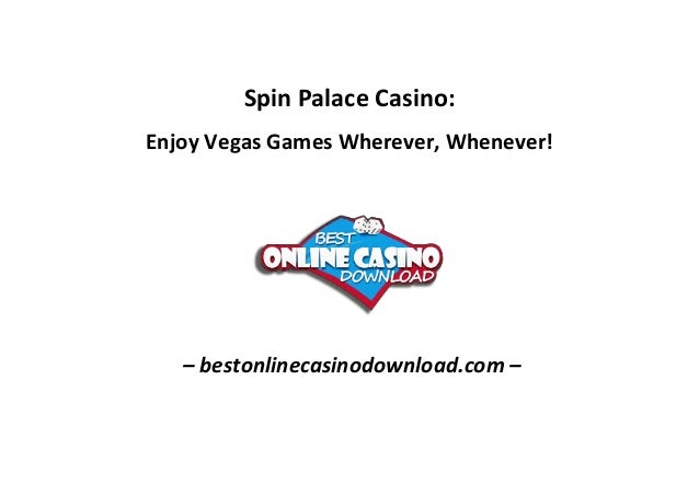 Forum cassino spin palace - 604781
