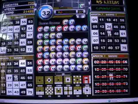 Euro real video bingo playbonds - 206680