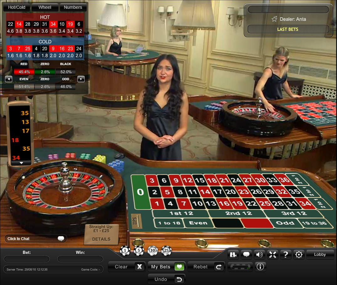 Casinos on playtech video game - 724327