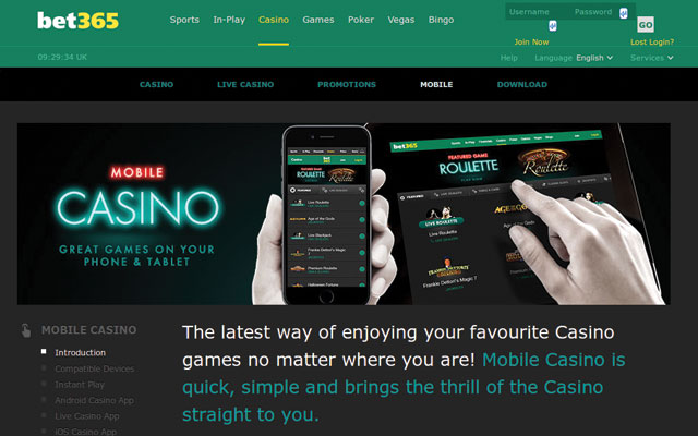 Roleta bet365 casino games - 803821